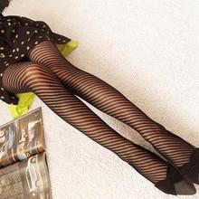 KANCOOLD Fashion Women's Net Fishnet Bodystockings Pattern Pantyhose Tights Stockings 1216