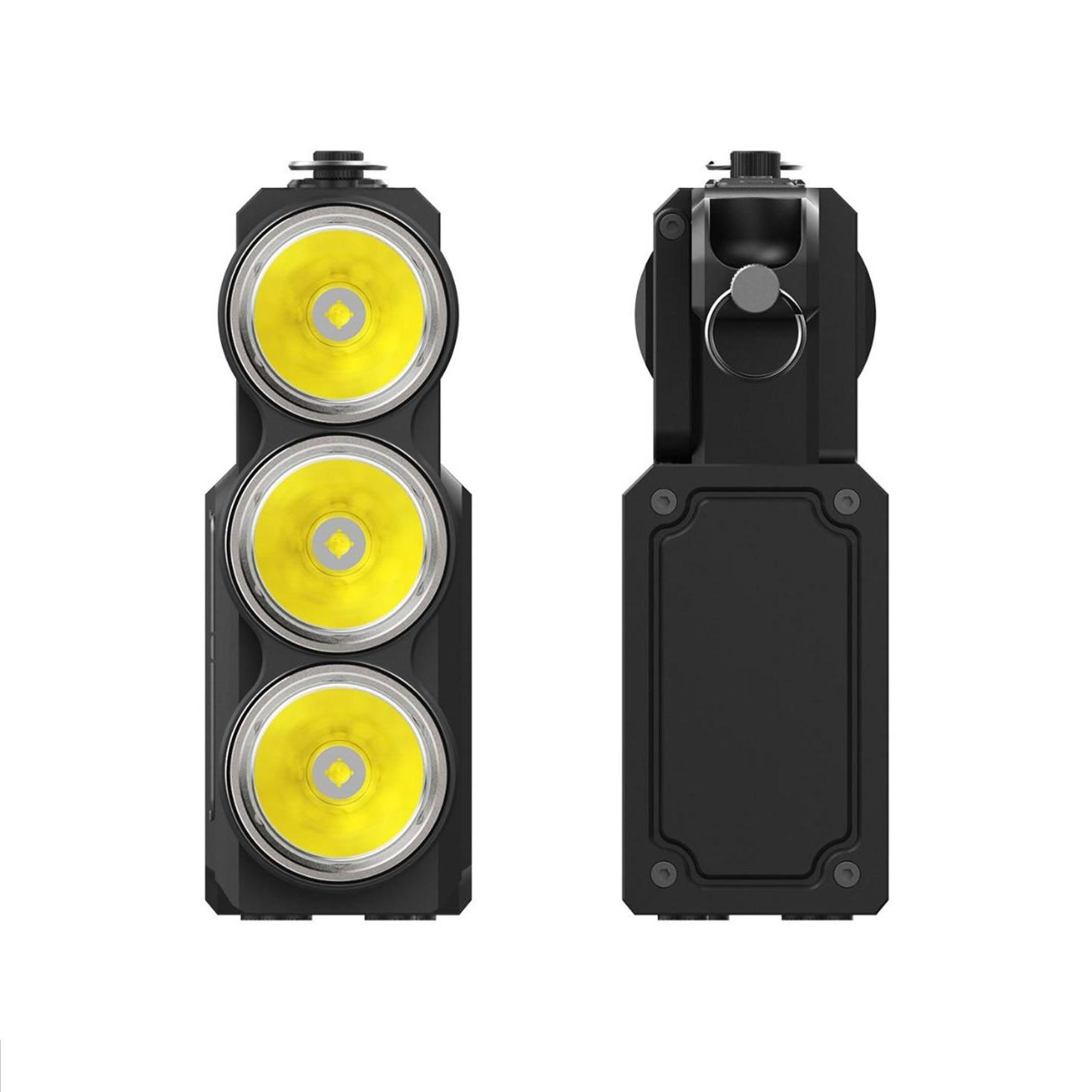 Original KLARUS RS80GT LED Flashlight CREE XHP70.2  Flashlight 100000 Lumen,High Power Flashlight for Camping ,Exploratory Cave enlarge