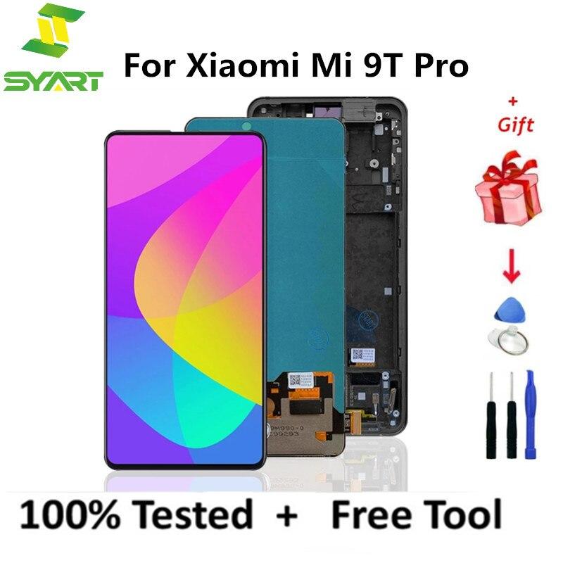 شاشة LCD ل شاومي Mi 9T برو/Mi 9T Lcd عرض تعمل باللمس محول الأرقام ل Redmi K20 / Redmi K20 برو الشاشة