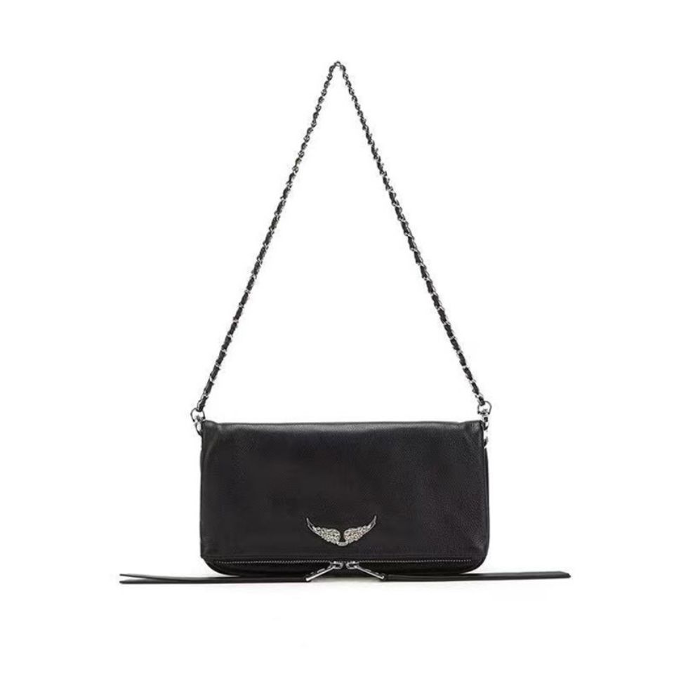 New Woman Shoulder Bag Fashionable Simple Chain Messenger Bag High Quality Luxury Designer Handbag 2021 New Female Underarm Bag