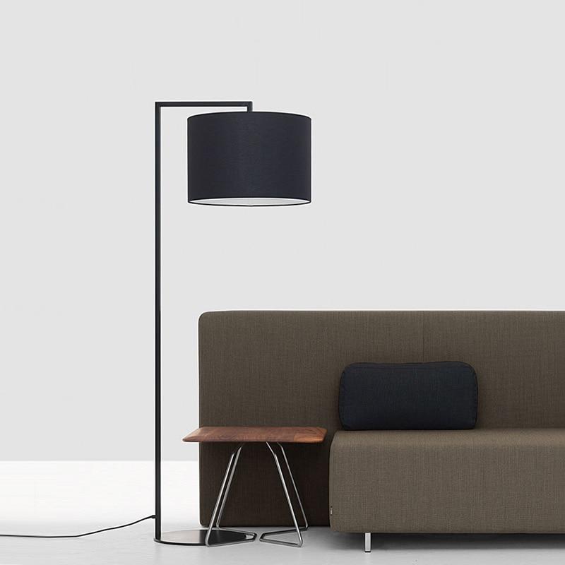 Floor lamp creative atmosphere simple living room coffee table bedside lamp study fishing lamp fg834