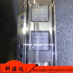 5 peças plot sm4041 sm4043 sm4106 sm4057 qfn lcd chip em estoque