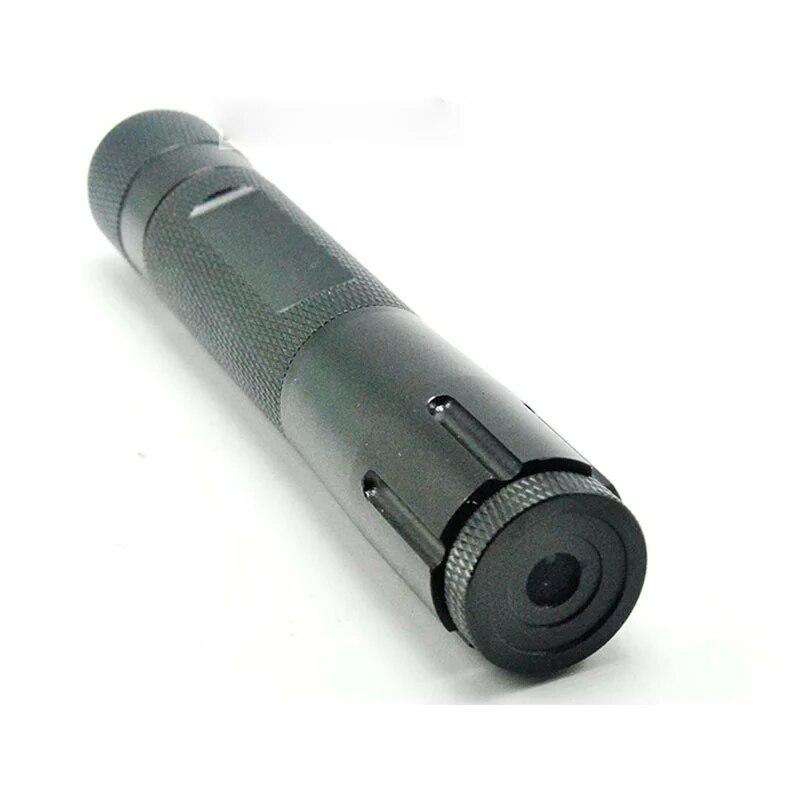 Фокусируемый водонепроницаемый светодиод фонарик лазер указка корпус% 2FCase для 5,6 мм синий% 2FRed% 2FIR диоды