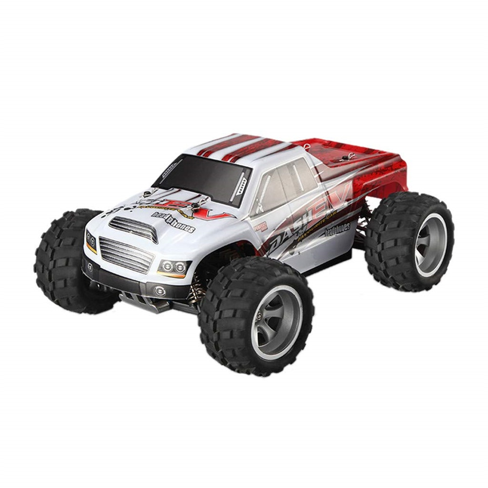 WLtoys K989 Remote Control Four-Wheel Drive Car Charger Electric Toys Mini Race Car 1:28-Ratio High-Speed Off-Road Vehicle enlarge