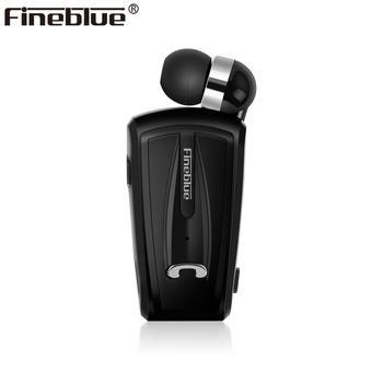 Fineblue F-V6 Bluetooth 4,1 мини наушники стерео Bluetooth беспроводной вставной наушник для IOS Android телефон шумоподавление мини