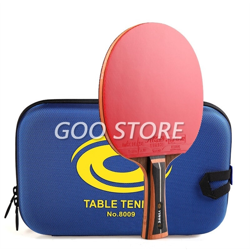YINHE 15-Star Racket Galaxy Arbalest Sponge Carbon Quick Attack Loop Table tennis rackets ping pong bat paddle