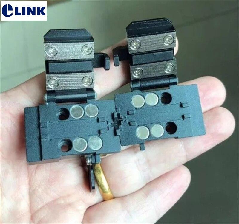 تركيبات الألياف حامل 3 في 1 ل فوجيكورا FSM-50S الألياف البصرية الانصهار جهاز الربط Shealth المشابك أداة ftth قطرة كابل شحن مجاني