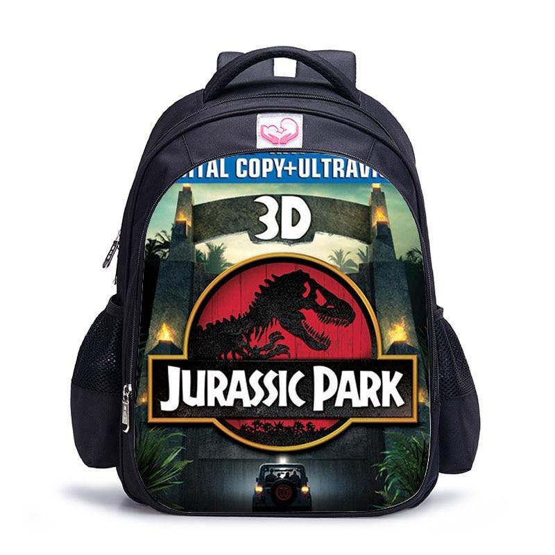 Mundo Jurásico Mochilas escolares para niños mochila de dinosaurio Mochilas de hombro para niños bolsa de regalo Mochilas infantiles