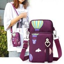 2020 Korean Mini Small Women Handbag Female Long Purse Phone Bags Ladies Messenger Bag Clutch Shoulder Crossbody Bag For Women