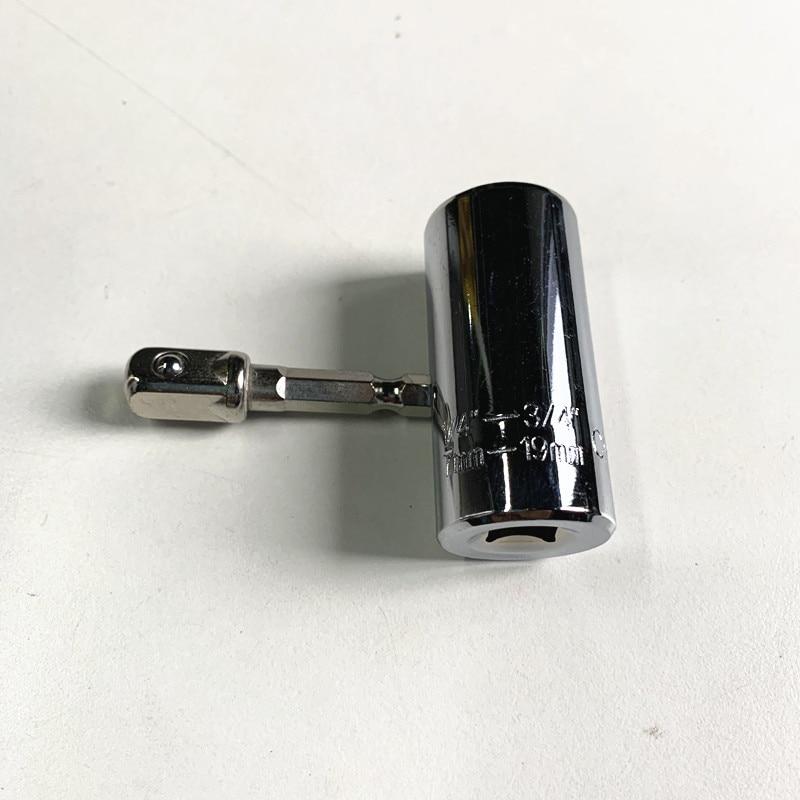 Univerzális nyomatékkulcs 7-19 mm-es foglalatfejű - Kézi szerszámok - Fénykép 6