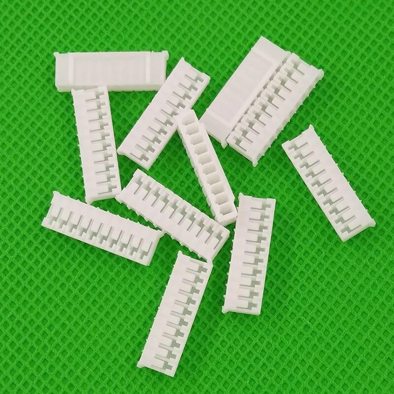 2000 TEILE/LOS weibliche material PH 2,0 2mm 10 pins Anschlüsse Führt Header Gehäuse PH-Y