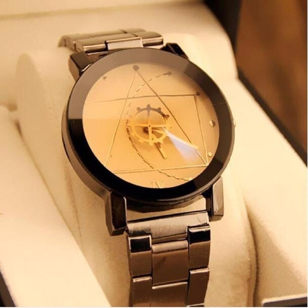 Reloj Hombre 2020 Luxury Watch Men and Women Casual Clock Splendid Designer Quartz   Constellation