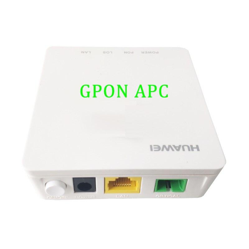 98% NEW Huawei  HG8310M GPON ONU ONT OLT 1GE FTTH Modem, SC APC interface English firmware