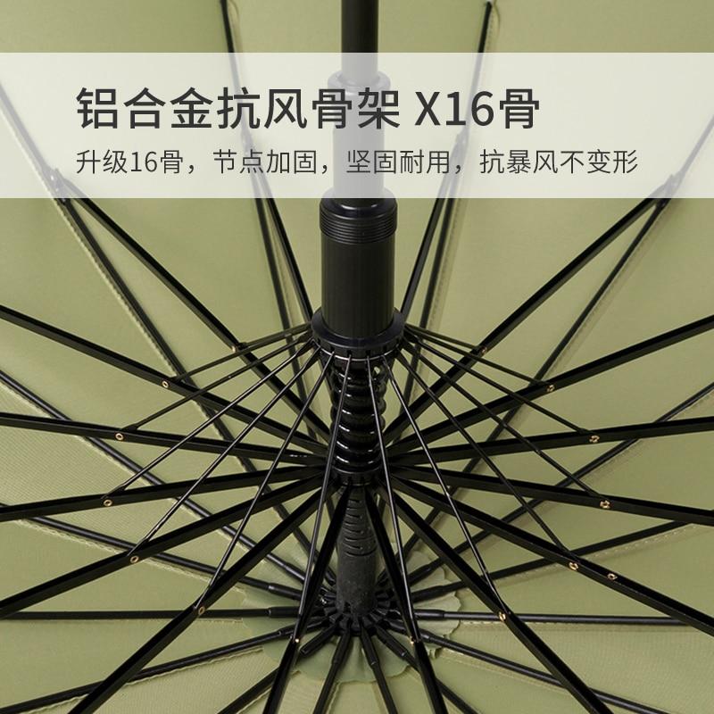 Large Automatic Umbrella Mountaineering Travel Luxury Windproof Long Handle Umbrella Outdoor Guarda Chuva Home Products DG50YS enlarge