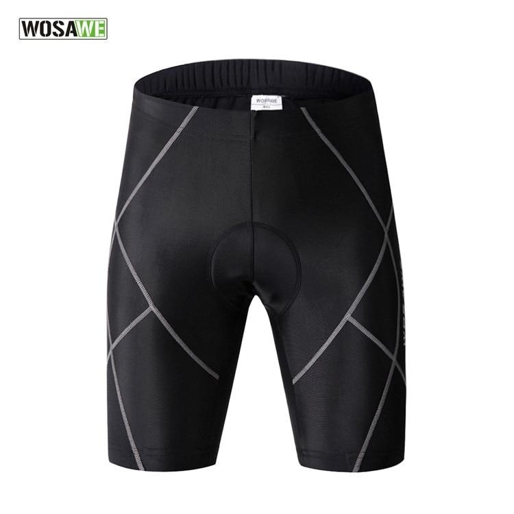 WOSAWE 2020 Cycling Shorts Men 3D Padded Tights MTB Bike Bicycle Downhill Quick Dry Breathable Clothing Motorcycles Shorts Women enlarge