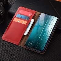 first layer genuine leather wallet case for lg q6 q7 q8 q60 q70 g5 g6 g7 g8 g8x g8s v30 v40 v50 magnetic flip cover cases
