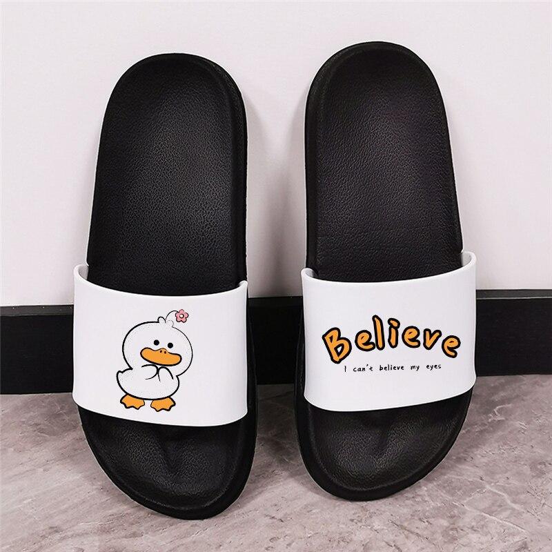 Women Slipper Summer Fashion Shoes Ladies Slide Beach Shower Indoor slipper Sandals Summer Non-slip