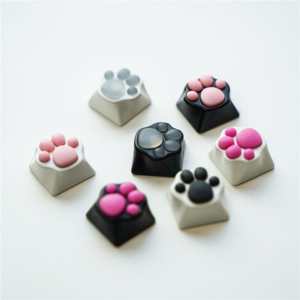 Llaveros de Aluminio con diseño de cerezas MX para gatos, llaveros de...