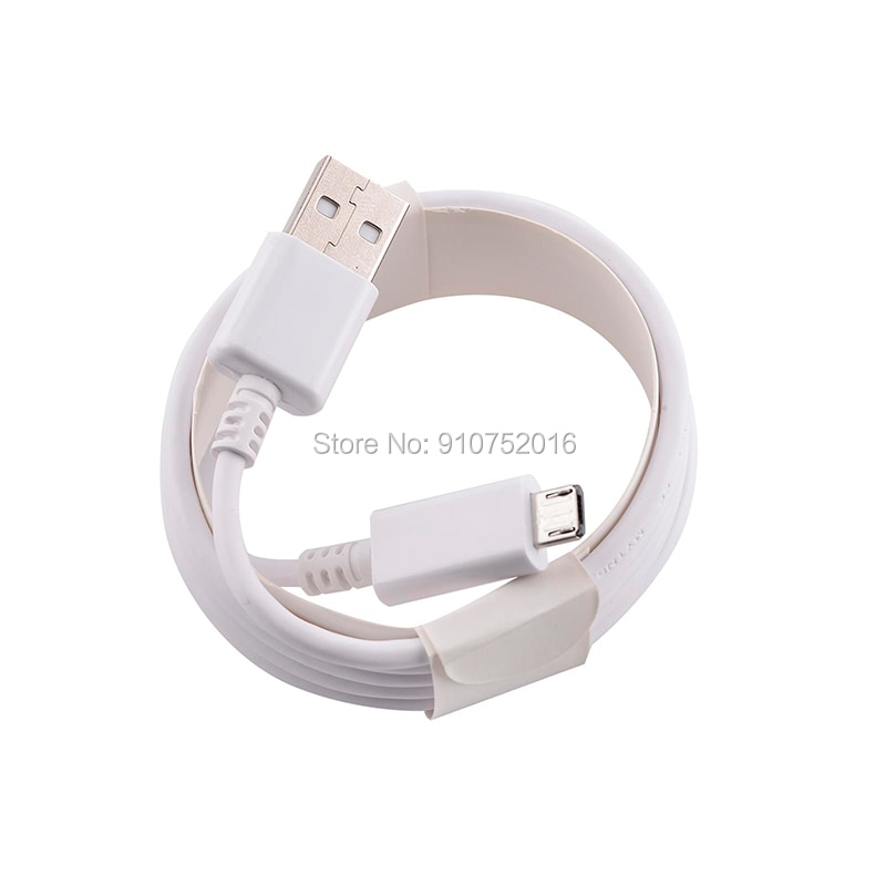 كابل شحن USB مايكرو V8 ، أبيض ، 1 متر ، 2 متر ، 3 متر ، 50 قطعة ، كابل شاحن لهاتف Iphone ، Huawei ، Samsung ، Xiaomi ، Vivo ، Oppo