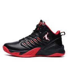 Brand Mens Jordan Basketball Shoes Air Cushion Sports Sneakers High-top Sports Sneakers Men Breathab