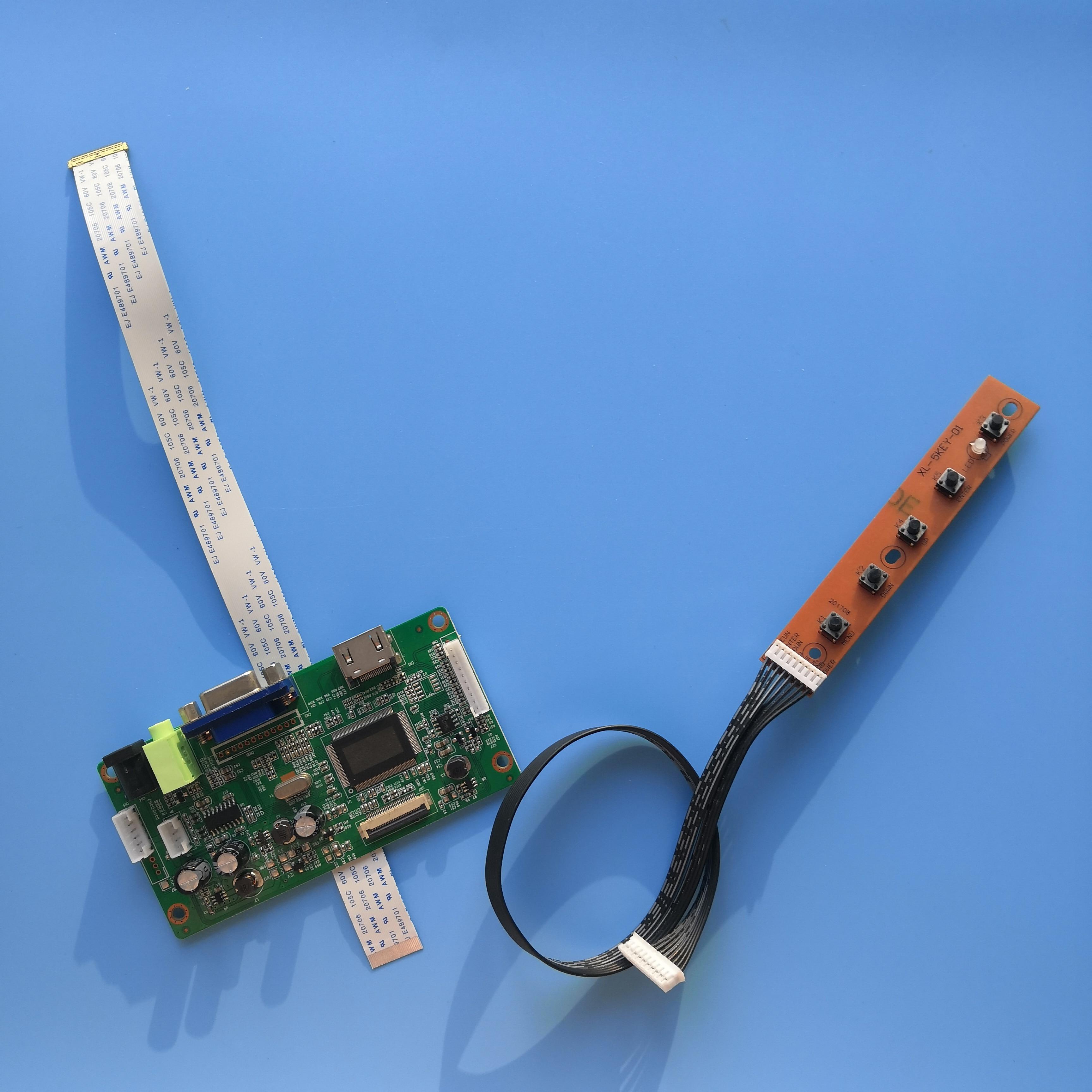 ل LP133WH2-SPA2 عدة VGA LCD سائق 13.3