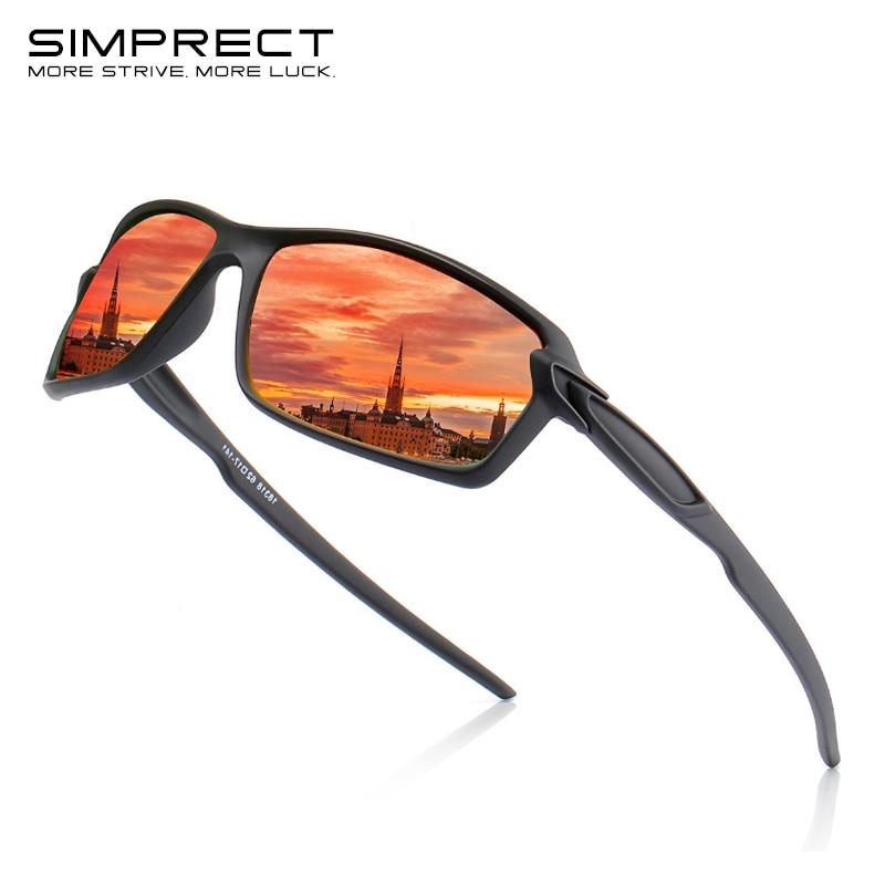 Gafas de sol polarizadas de estilo Retro para hombre, gafas de sol cuadradas de Estilo Vintage 2020, gafas de sol antideslumbrantes para conductores, gafas para hombre