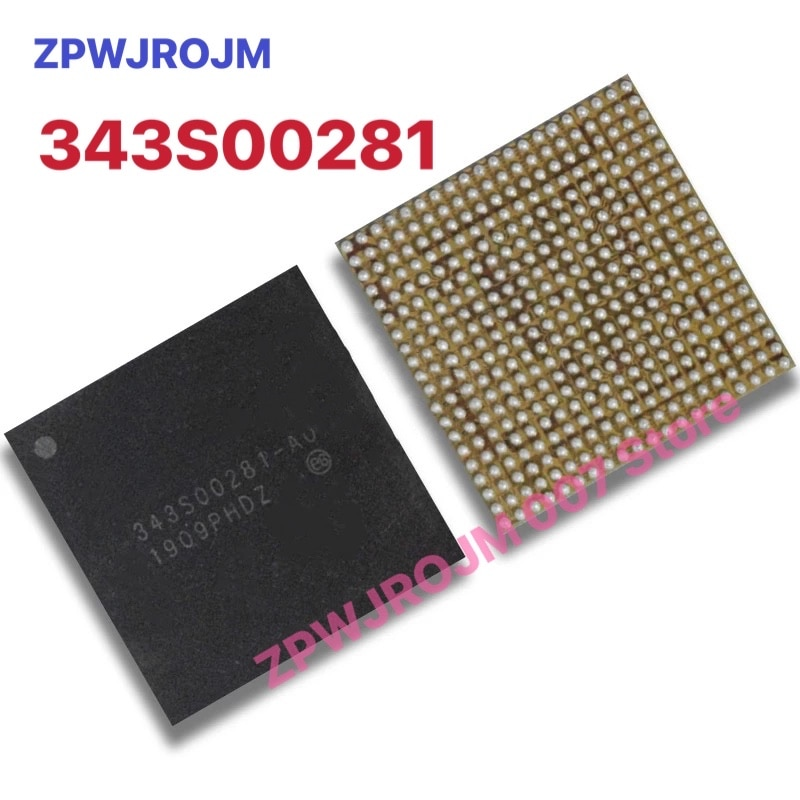 2 قطعة 100% الأصلي 343S00281 ل iPadPro 2th الجنرال 10.5 12.9 PM IC A1701 A1709 A1852 Blg إدارة الطاقة الرئيسية امدادات الطاقة