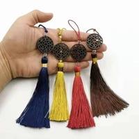 new style tassels tasbih 4 colors accessoriestassel cotton misbaha