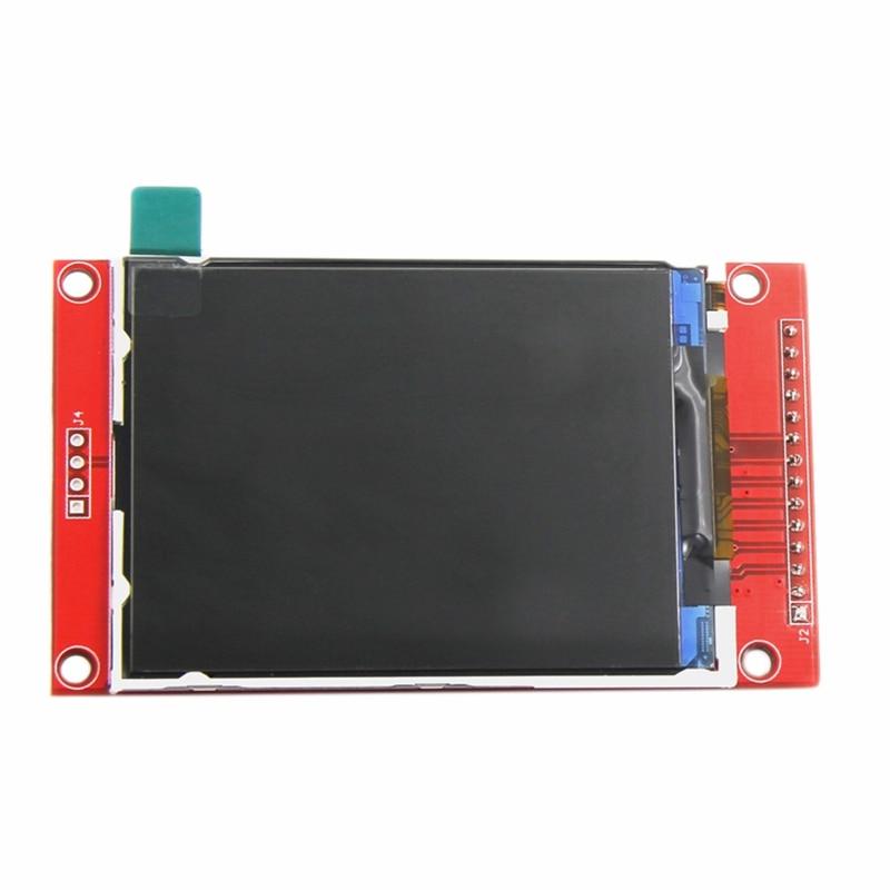 2,8 pulgadas 240x320 SPI serie módulo TFT LCD pantalla Sn con Panel de ILI9341 para MCU