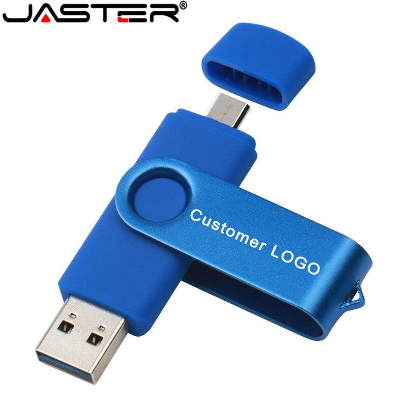 New otg usb flash drive memoria stick cel usb 16GB 32GB 64GB pen drive flash disk Smartphone Tablet