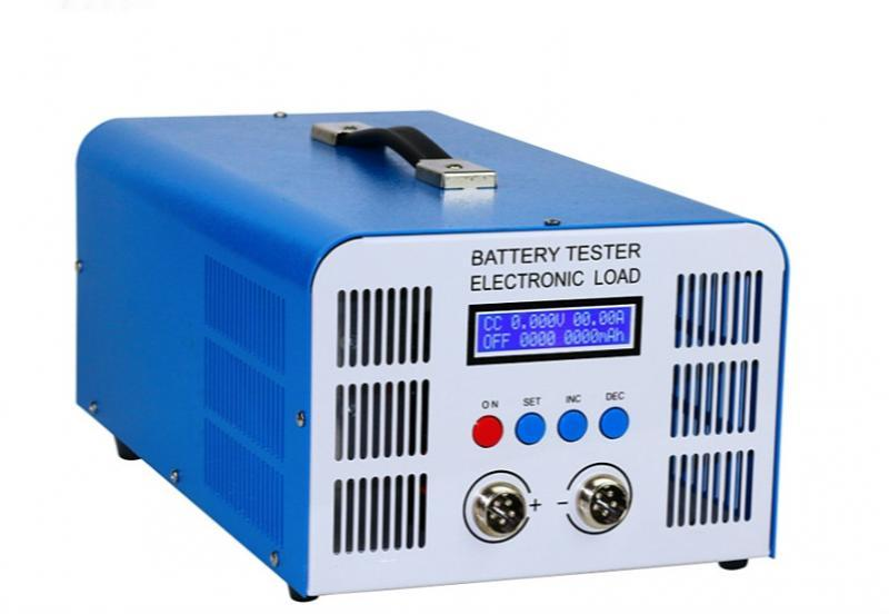 EBC-A40L Electronic Load Battery Capacity Tester Lithium Lead Acid Battery Capacity Tester Charge / Discharge 220V 200W enlarge