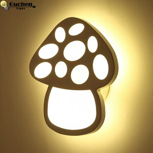 creative Wall Lamp sconces led indoor bedside kids Nordic LED fixture sconce Light Kitchen Aisle Porch balcony White Decoration