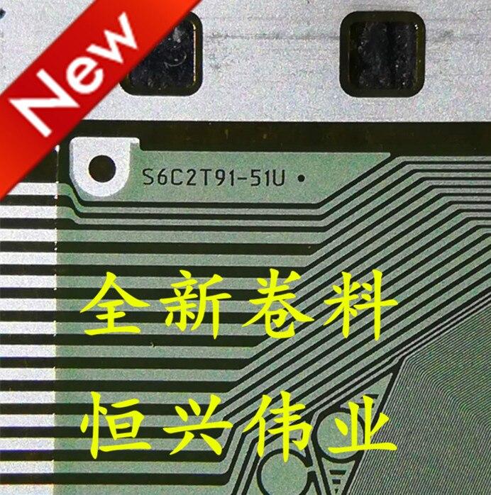 100% S6C2T91-51U de lengüeta COF nuevo y original