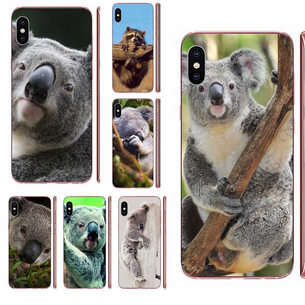 Animal Koala Cute Koala New Multi Colors For Samsung Galaxy A10 A20 A20E A3 A40 A5 A50 A7 J1 J3 J4 J5 J6 J7 2016 2017 2018