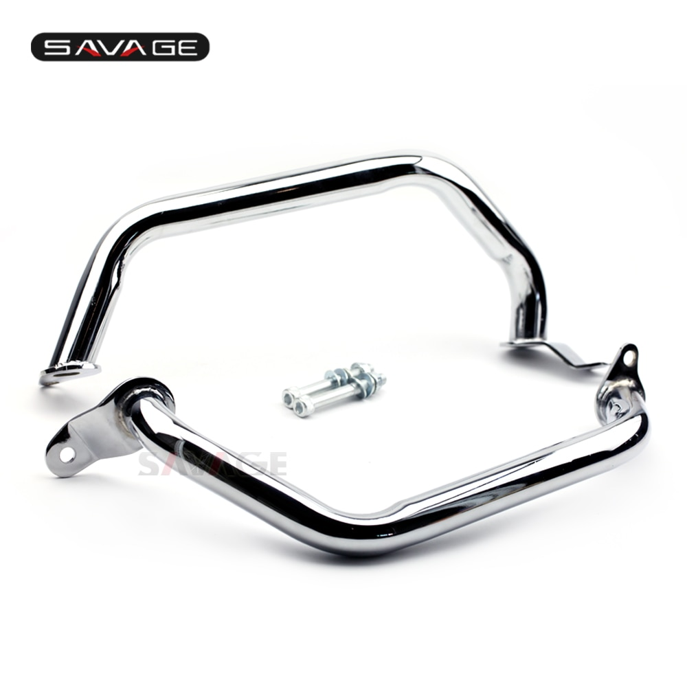 motorcycle wind screen deflector for suzuki boulevard m109 m109r m90 m50 m109r2 m109rz limited 2006 2016 pc windshield w clamps Frame Engine Crash Bar Protector Guards For SUZUKI Boulevard M109R Intruder M1800R VZR1800 2006-2017 Motorcycle Accessories