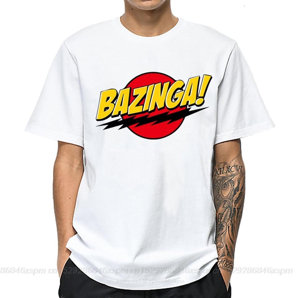 Una yona Bazinga camisetas niños de dibujos animados gracioso imprimir camiseta de Hip-Hop de algodón cómodo camisetas de manga corta de verano de camiseta