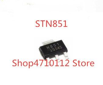 50 unids/lote nuevo Original STN851 N851 SOT223