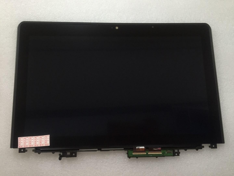 "12.5 ""LCD Display Touchscreen Digitizer Montage mit Lünette für Lenovo ThinkPad S1 S240 Yoga 12 / SU8E-12H02AU-01X / AP10D00010"