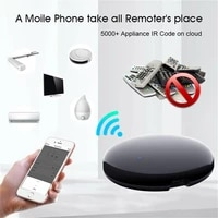 1 Pieces BRICOLAGE Tuya Wifi Telecommande infrarouge Pour Appareils Menagers Maison Intelligente Tuya Smart App Travaillent Avec Google Home Alexa Siri IFTTT