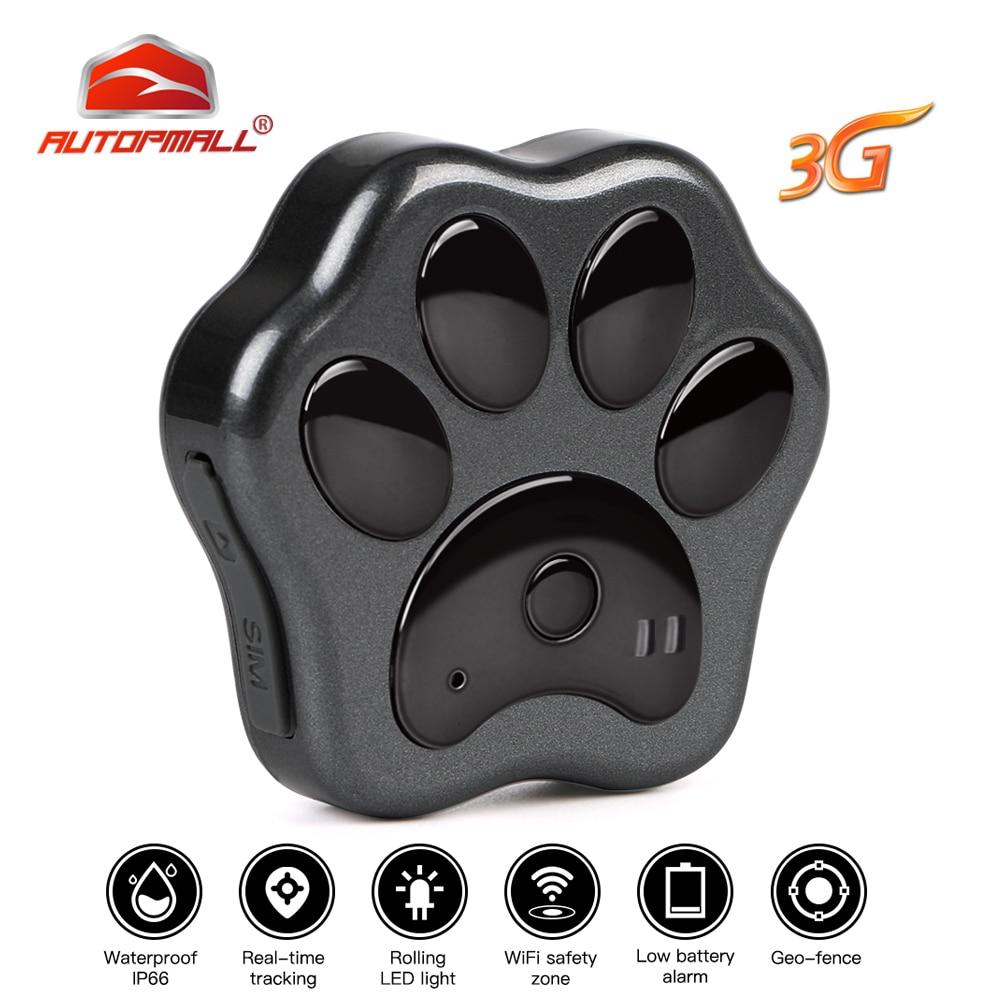 Хит, 3G GPS трекер, кошка, собака, GPS, домашнее животное, GPS локатор, отслеживание в реальном времени, водонепроницаемый WCDMA, собачий трекер, водон...