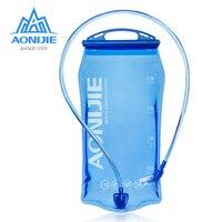 Резервуар для воды AONIJIE SD51, сумка для хранения питьевого пузыря, без БФА, рюкзак для бега с гидратацией, 1 л, 1,5 л, 2 л, 3 л