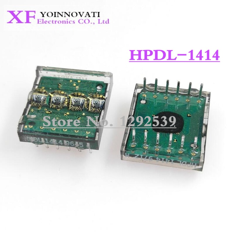 100 stück/lot HPDL-1414 HPDL1414 DIP-12 IC beste qualität.