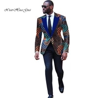 fashion customized african mans blazers men african style print men suit jackets festive blazers africa mens clothes