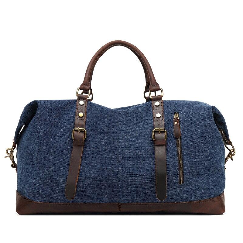 Luggage Bag, Travel Bag, Cloth Bag, Large-capacity Portable Messenger Men's Bag, Large Space Travel Shoulder Bag