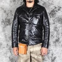 rockcanroll read sdmp1430 description asian size super quality genuine horse leather horsehide stylish jacket