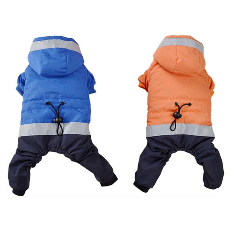 Perro chaqueta de abrigo mono invierno ropa para perro Chihuahua perro Pomerania Bichon Frise pequeño cachorro ropa para mascotas traje