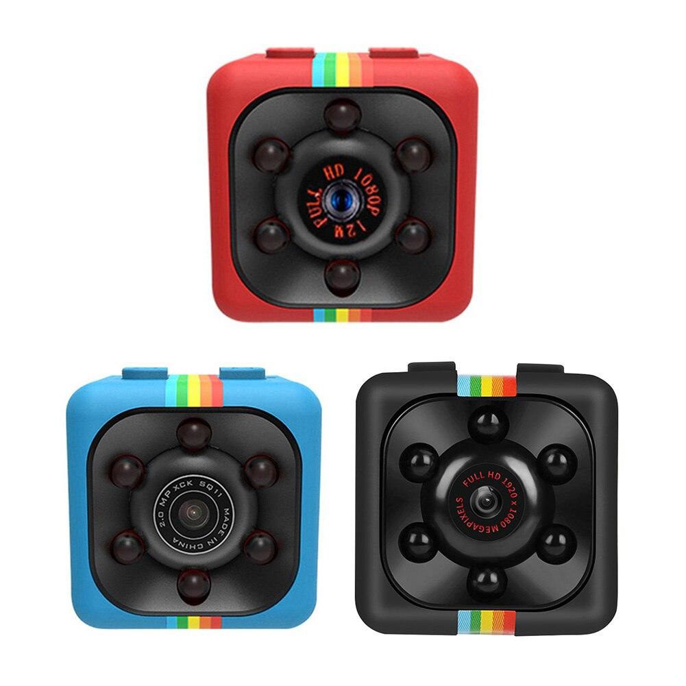2021 новая 1080P HD мини камера движения Detectio видеокамера DVR Аудио Видео камера сенсор Автомобильный видеорегистратор видеокамера