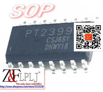 PT2399 соп-16 PT 2399 СОП/PT2399 DIP-16 Сделано в Китае 100 шт./лот