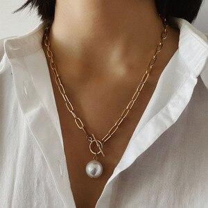 Новое поступление 2021, квадратная шелковая цепочка, ожерелье в богемном стиле, модная Геометрическая подвеска с жемчугом, ювелирные изделия, Прямая продажа с фабрики