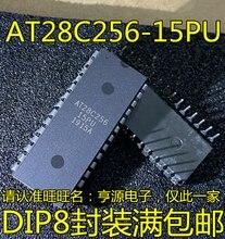 100% nouveau et original en Stock 5 pièces/lot AT28C256-15PU AT28C256 DIP-28
